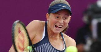 Jelena Ostapenko fête ses 20 ans aujourd'hui