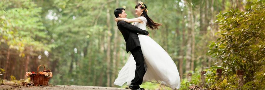 Un mariage bien préparé